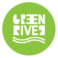 green river logo m