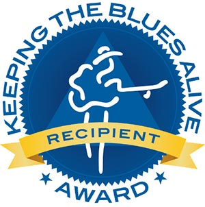 blues award